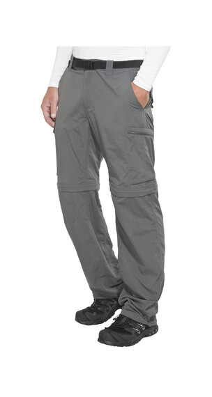 Columbia Silver Ridge Convertible Pant Men Long grill